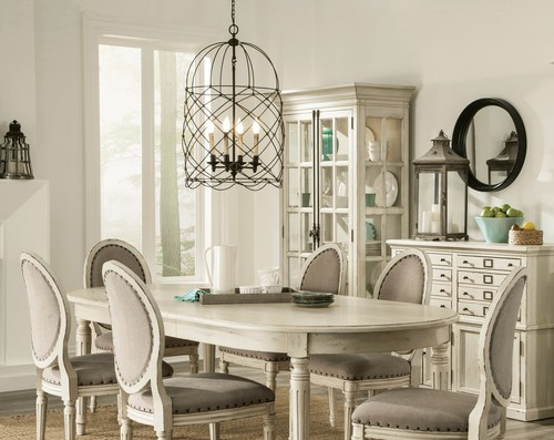 RS102 /  Huntleigh Oval Dining Set